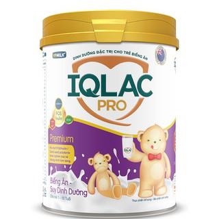 Sữa IQLAC Pro Premium Cao Cấp cho trẻ Biếng Ăn - Suy Dinh Dưỡng 400g 900g thumbnail