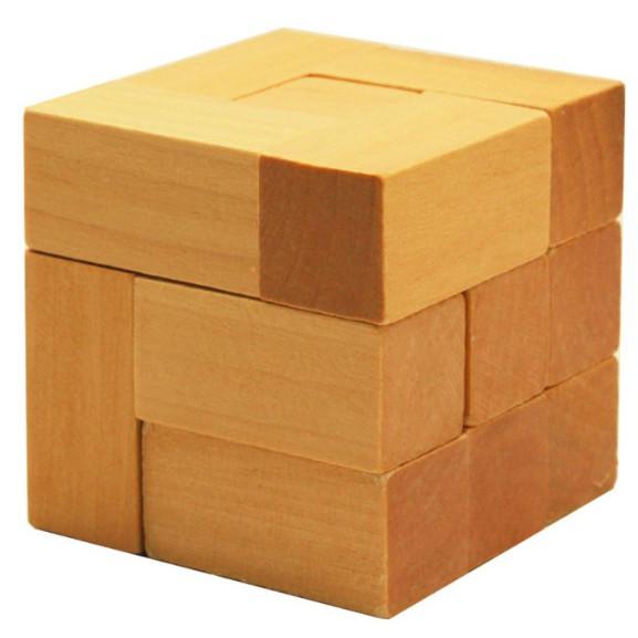 Giải đố gỗ Wood puzzle - Đồ chơi IQ