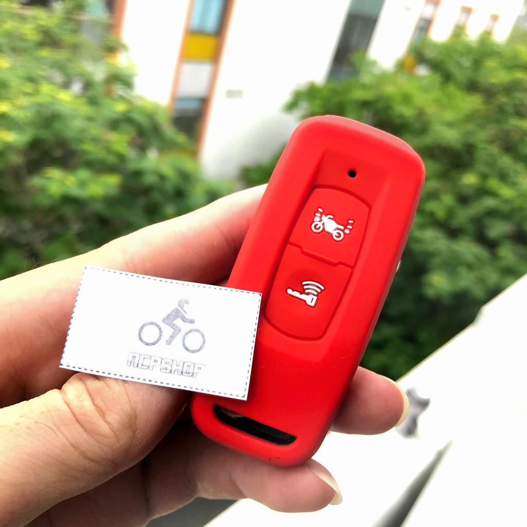 Bọc khóa smartkey Honda VISION 2021 loại đẹp
