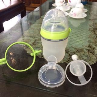 Bình sữa Comotomo 250ml – Thanh lý