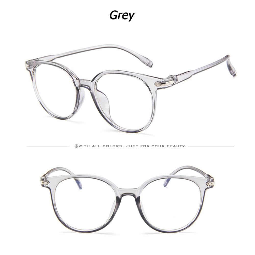 🌟YEW🌟 Ultralight Optical Eyewear Vision Care Fashion Eyeglasses Computer Glasses Flexible Portable Women Men PC Frame&Resin Lens Transparent Glasses Frame...