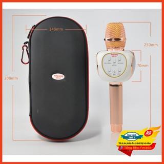 [ Siêu rẻ ] Micro Karaoke Bluetooth ZBX-69