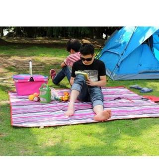 Thảm trải du lịch, đi phượt picnic dã ngoại ngoài trời chống thấm nước gấp gọn AC1 CV1 thumbnail