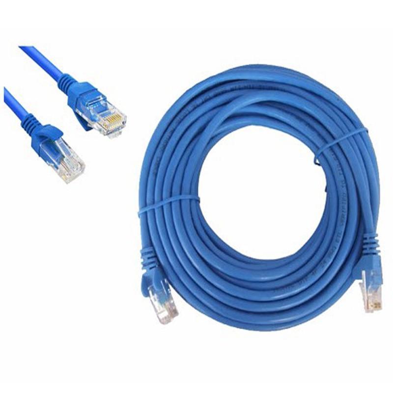 Cáp mạng lẻ Cat5e bấm sẵn 2 đầu đúc 1M5 3M 5M 10M 15M