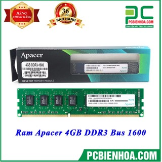 [Mã ELMAR10K giảm 10K đơn 20K] Ram DATO 4GB DDR3 1600Mhz thumbnail