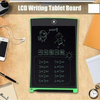 Bảng viết LCD 8.5 inch xóa với 1 nút bấm