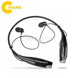 Tai nghe bluetooth thể thao HBS 730 kèm mic chống ồn nhỏ gọn, tiện lợi
