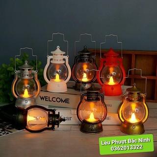 Đèn dầu phong cách cổ điển chạy bằng pin thumbnail