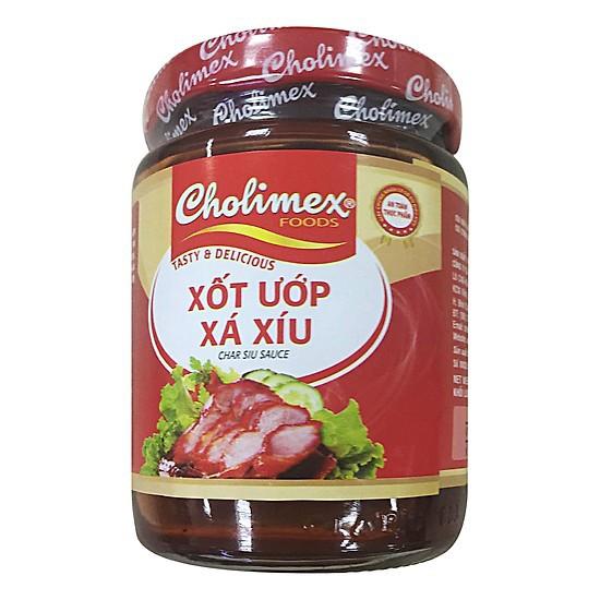 Xốt ướp xá xíu Cholimex chai 200g