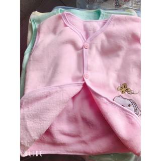 Áo Zile ấm cho trể sơ sinh/áo ấm thu đông cho bé trai/bé gái