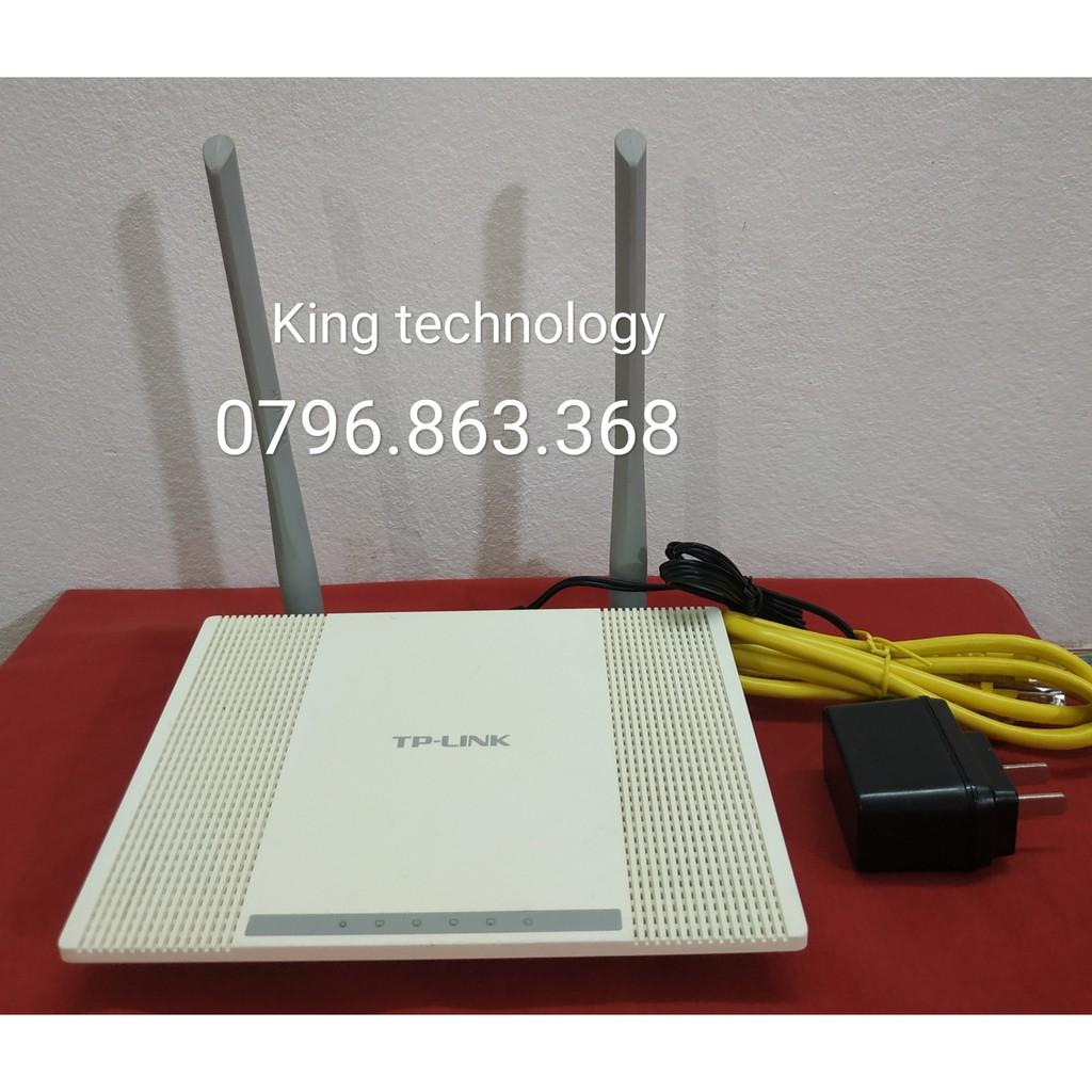 Bộ phát wifi 2 râu Tplink tốc độ cao 300Mbps 842n 847n (cũ)