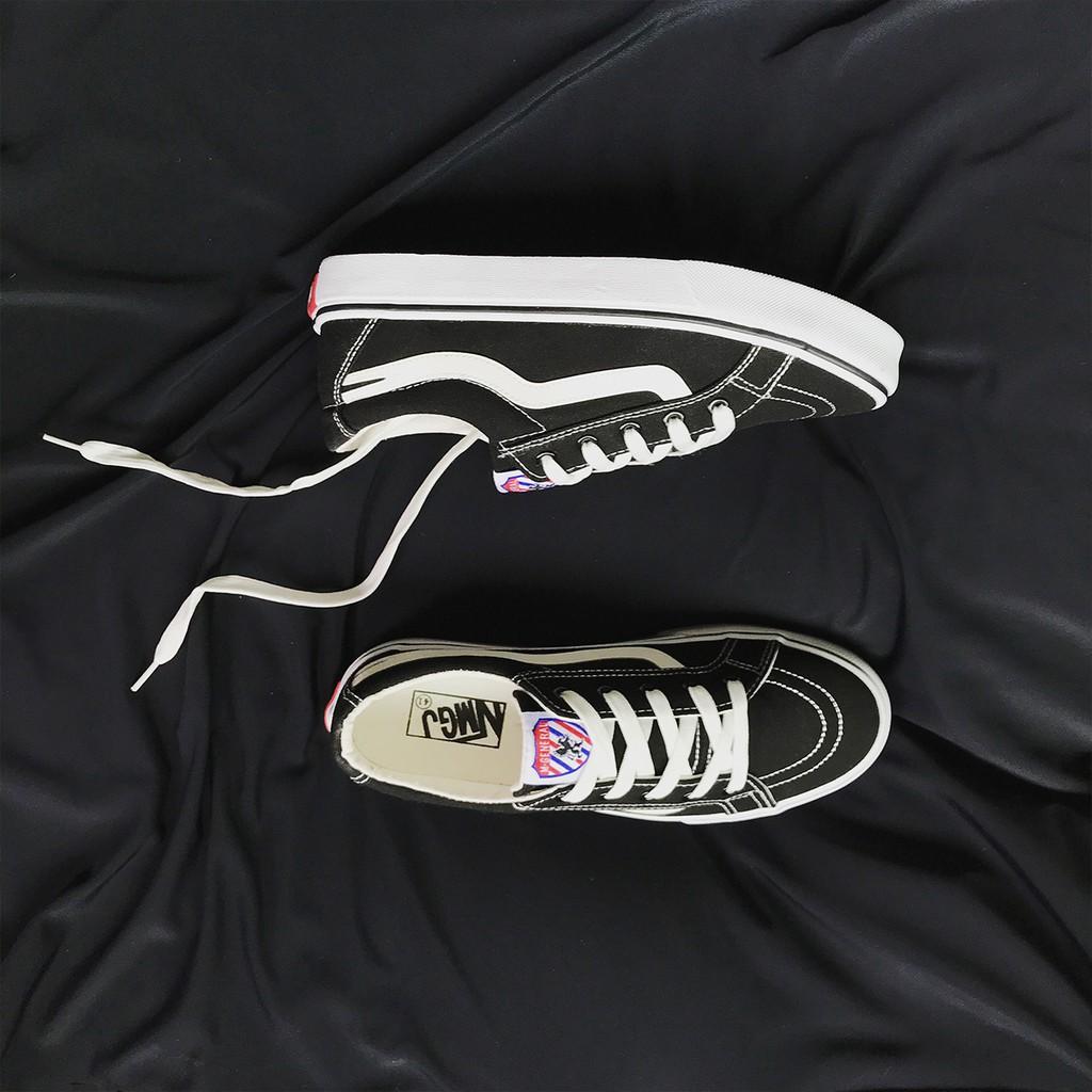 C Giày cho nam Giày vải canvas gió Ulzzang phiên bản Hàn Quốc của xu hướng giày