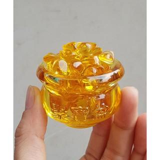 Combo Bát Tụ Bảo size 5cm kèm 40 thỏi vàng size 1.5cm
