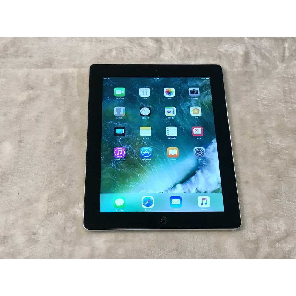 Máy tính bảng Apple iPad 4 16GB bản WIFI code LL Mỹ