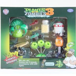 [GIÁ PHÁ ĐẢO] Bộ đồ chơi hoa quả nổi giận Plants & Zombie 3