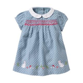 Váy thun Little Maven bé gái