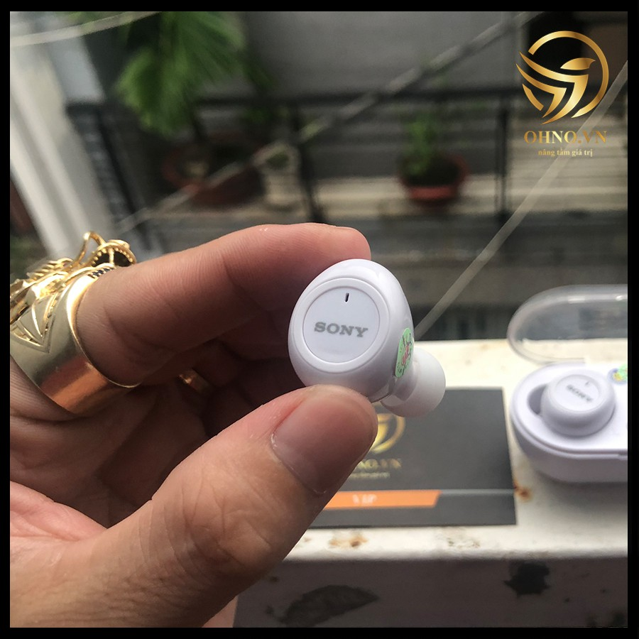 Tai Nghe Bluetooth Không Dây Sony TWS–D76/D77 Tai Phone Bluetooth Blutooth Ko Dây Nhét Tai Mini Android IOS – OHNO Việt