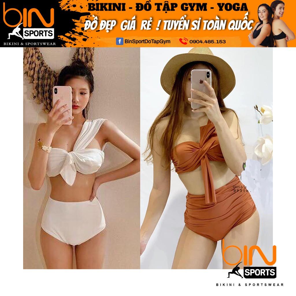Bikini ,Bộ Đồ Bơi Hai Mảnh Mẫu Mới Siêu Hot  BHV026