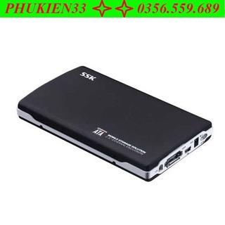 HDD Box 2.5 Sata chính hãng SSK HE-V300 chuẩn 3.0 thumbnail