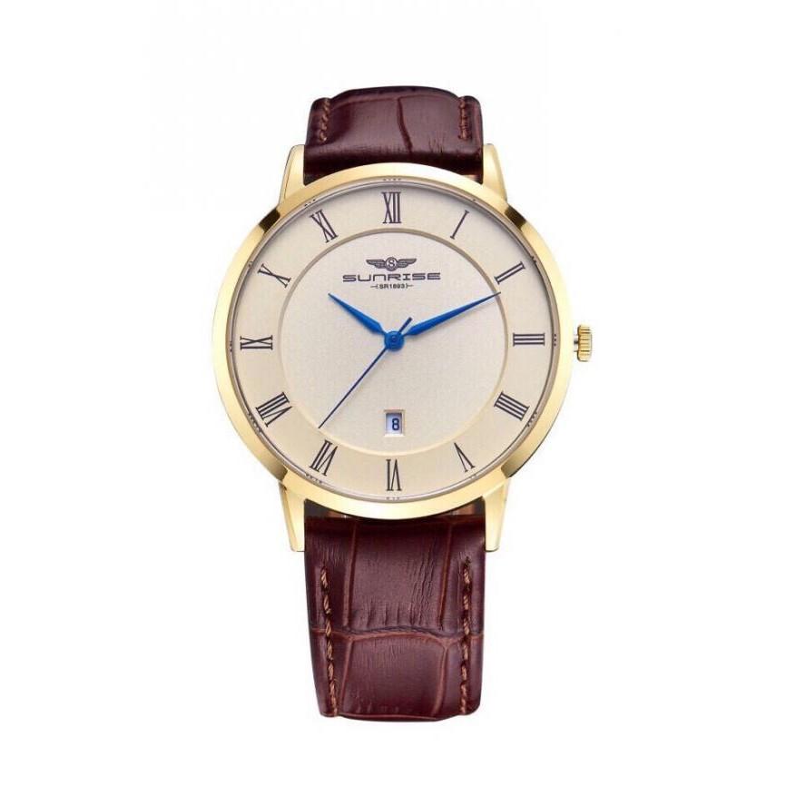 Đồng hồ nam Sunrise CHÍNH HÃNG SG1082