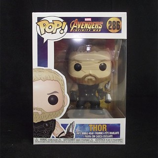 Mô hình Funko Pop Thor Avenger Infinity War #286