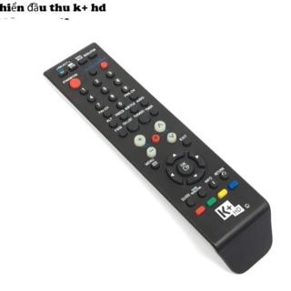 Điều Khiển remote đầu thu K+ HD
