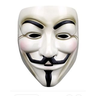 Mặt nạ hacker anonymous mask