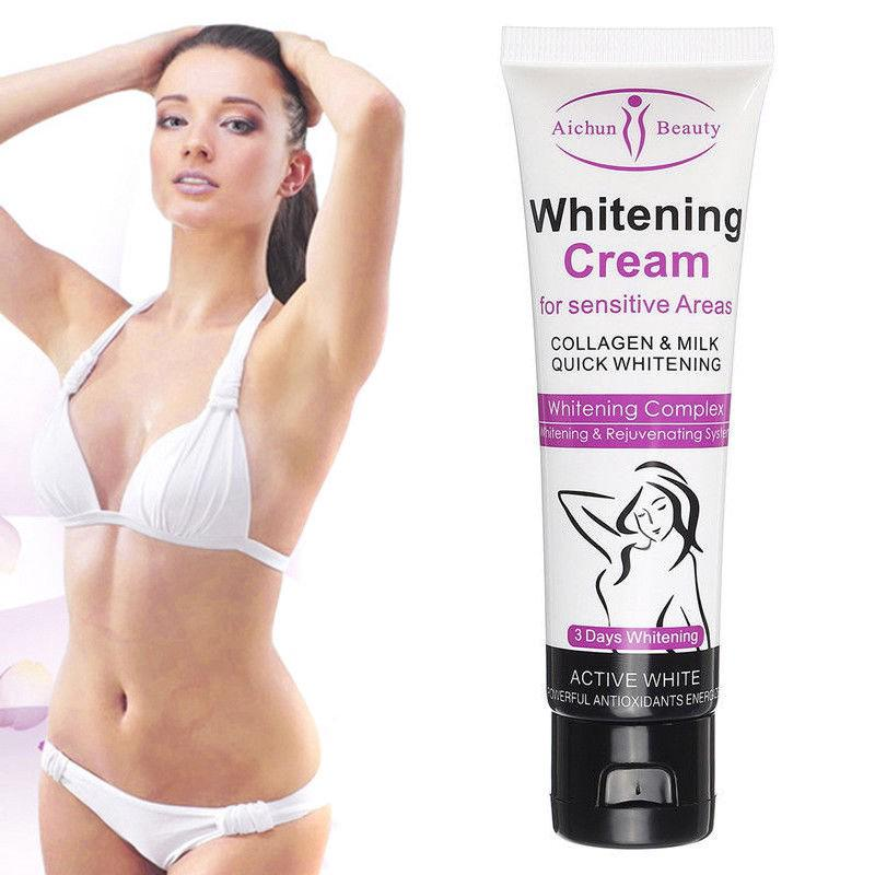 50g Aichun Beauty Armpit Elbow Knee Thigh Dark Skin Whitening Lightening Cream