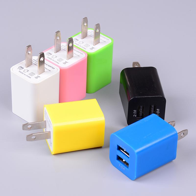 Củ sạc 2 cổng USB tiện dụng bền bỉ