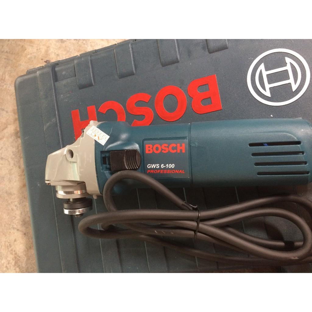 Máy Mài Bosch -100Mm -Điều Chỉnh Tốc Độ