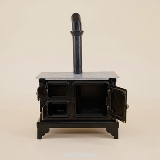 Home Decor Old-fashioned Accessories Kitchen Mini Chimney Cooking Bench