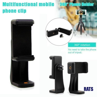 (RATS)Tripod Adapter Cell-Phone Holder Mount Adapter Universal Smartphone Mobile Phone