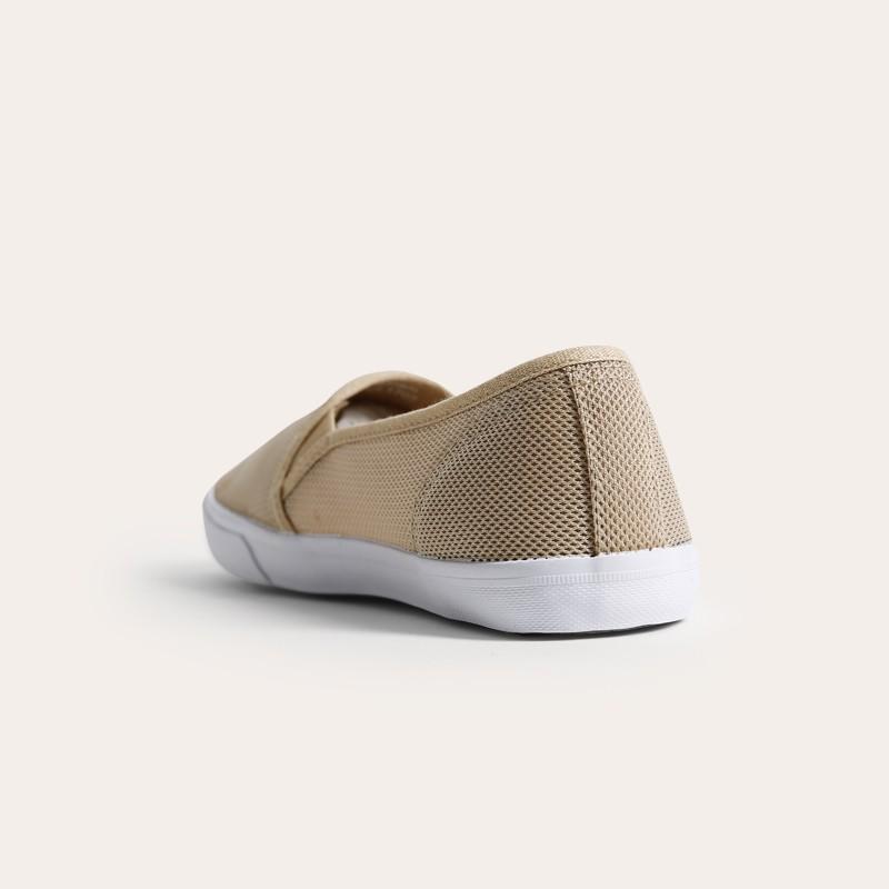 Giày slipon nữ D&A L1707 be
