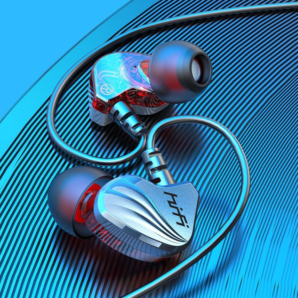 Tai nghe nhét tai BASS khủng Driver Dynamic 14mm Tai nghe có dây gaming chiến hêt mọi loại game JBAX6 GIÁ RẺ