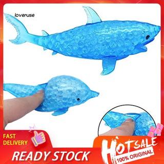 Đồ Chơi Squishy Giúp Giảm Căng Thẳng Hình Cá Mập 14cm thumbnail