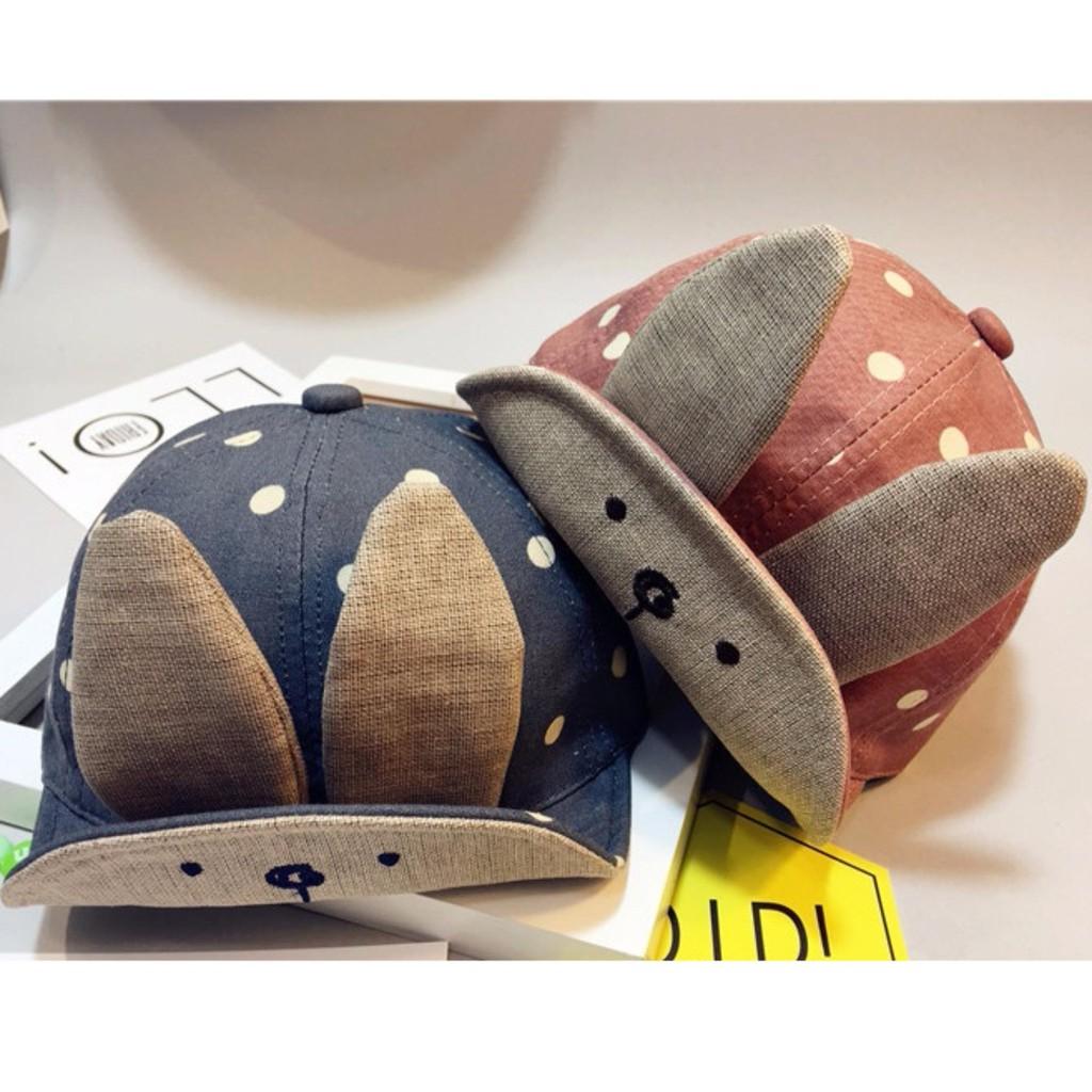 Mũ,Nón Tai Thỏ Cho Bé Trai Và Bé Gái