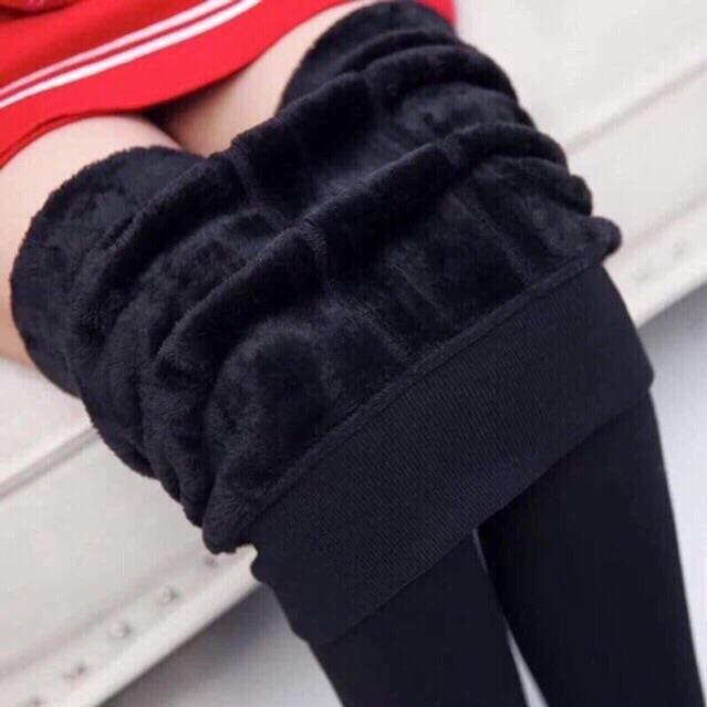 quần tất lót lông túi tím loại 1