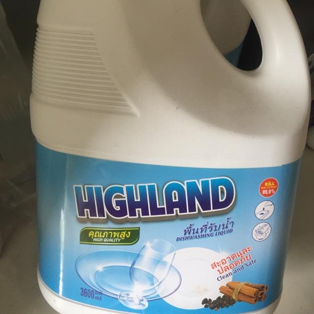 Nước rửa chén bát hương quế 36