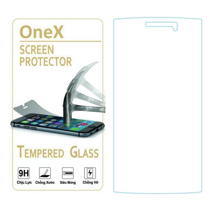 Miếng dán cường lực cho điện thoại Oppo Find 5 mini R827(A) OneX