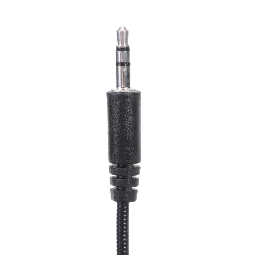 Verne Flexible Mini 3.5mm Jack Microphone Mic for PC Mobile Phone Laptop Notebook Tool