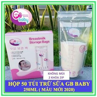50 túi trữ sữa Gb baby hàn quốc thumbnail