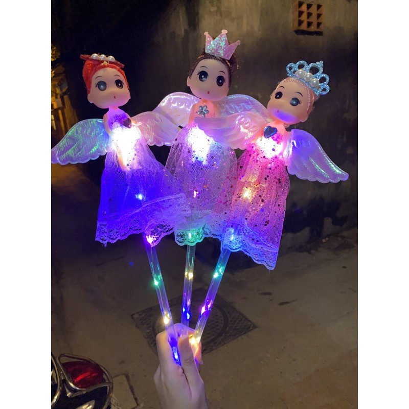 10 Gậy búp bê thiên thần phát sáng có cánh