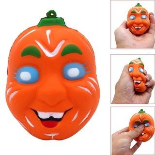 WX_Pumpkin Old Woman Fun Squishy Slow Rising Kids Adult Squeeze Relieve Stress Toys