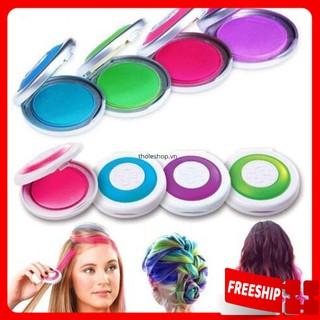 Phấn nhuộm tóc  1 ĐỔI 1   Bộ hộp phấn nhuộm tóc thể hiện cá tính mà không tốn nhiều thời gian 3055