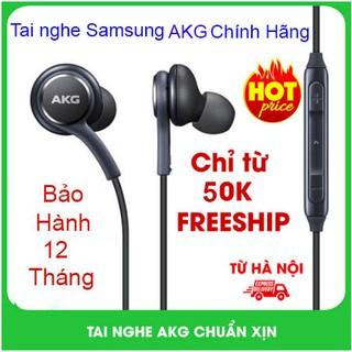 [Mã ELFLASH5 giảm 20K đơn 50K] Tai Nghe AKG Samsung S8 S9 Chính hãng 100% - Bảo hành 6 tháng