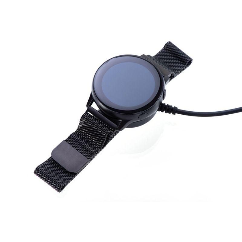 Dây Cáp Sạc Nhanh Cho Đồng Hồ Samsung Galaxy Watch Active 2
