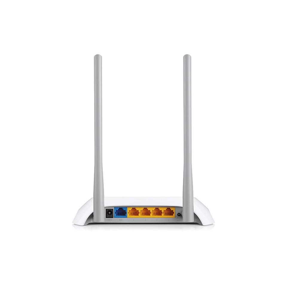 Phát WIFI TP LINK Chuẩn N 2 Anten TL WR840N