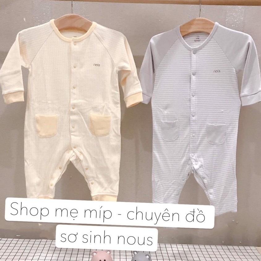 Body Dài Cho Bé Nous Siêu Mềm Mại - 89B Dốc Ph