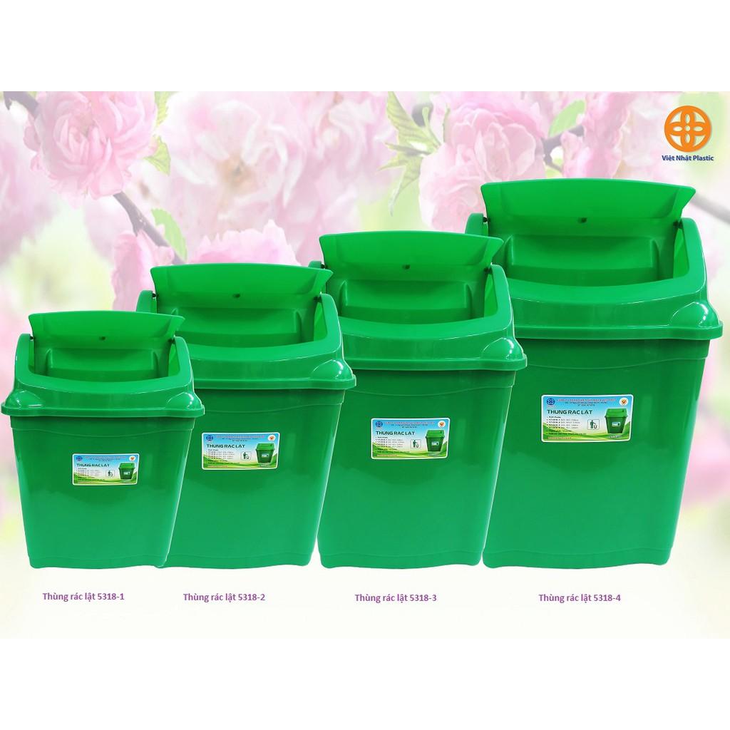 Thùng rác lật Việt Nhật