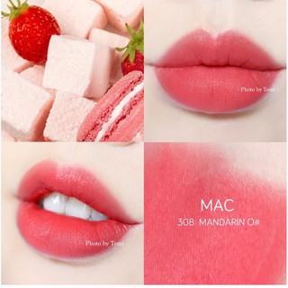 [Xả kho hàng tồn] Son Mac Chính Hãng đủ màu có bill, Bộ Sưu Tập Son Mac Hot 2021 thumbnail